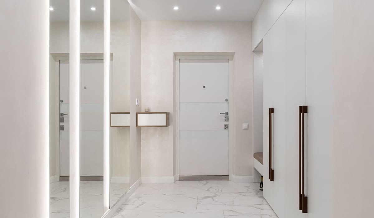 Комплексное изготовление мебели для трёхкомнатной квартиры на Ратомской 6.