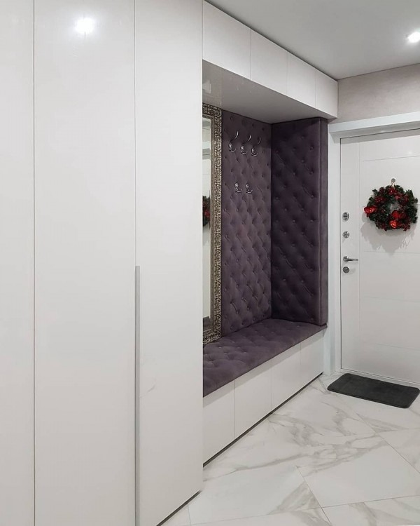 Распашной шкаф для прихожей № 154