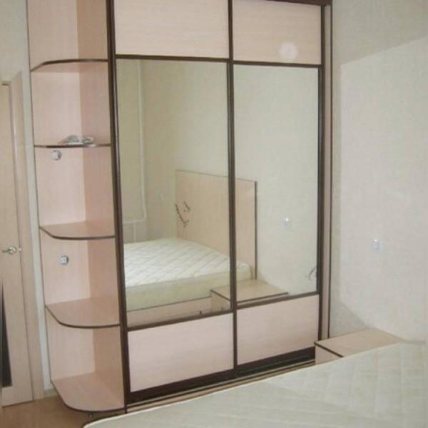 Шкаф-купе в спальню №45
