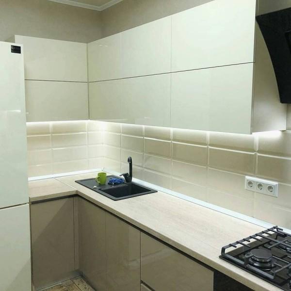Кухня из Акрила №21