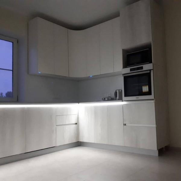 Кухня под окно №166