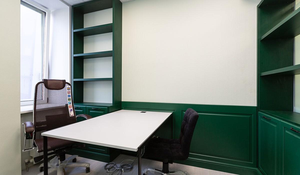 Мебель на заказ для офиса в Минске