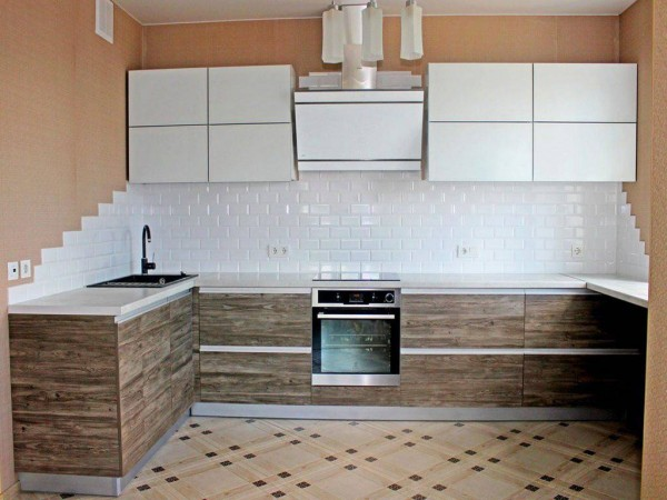 Кухня из ЛДСП №76