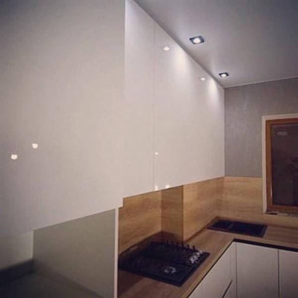 Кухня из Акрила №23