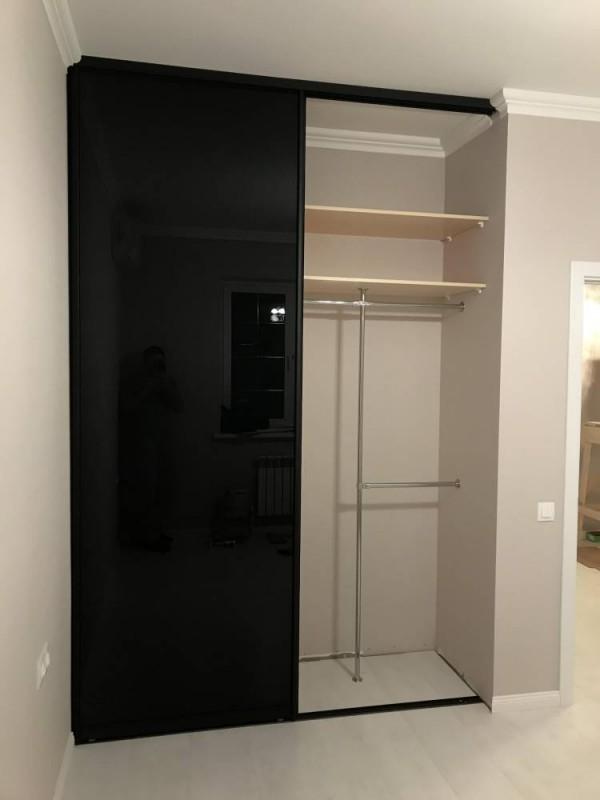 Встроенный шкаф-купе № 125