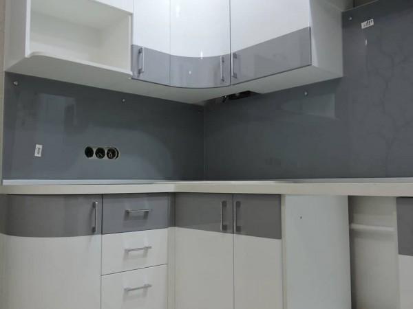 Кухня из пластика №141
