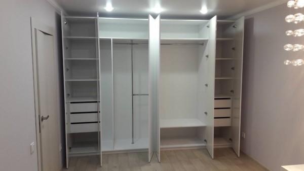 Шкаф-купе для гостиной № 52