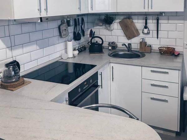 Кухня из Акрила №22