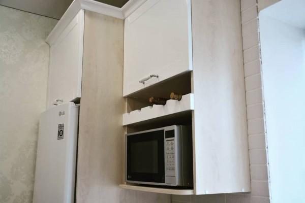 Кухня из Массива №107