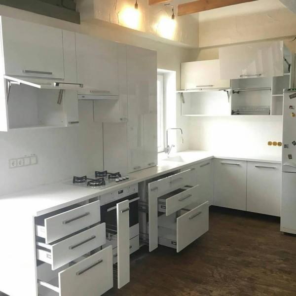 Кухня из Акрила №30
