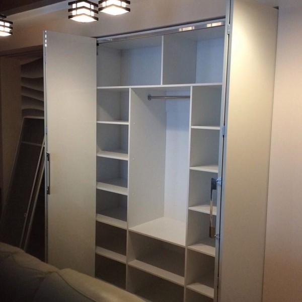 Скадной шкаф для прихожей № 163