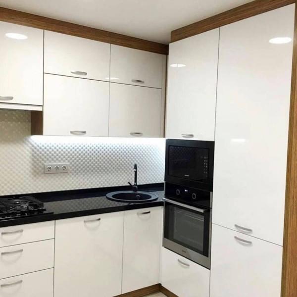 Кухня из Акрила №28