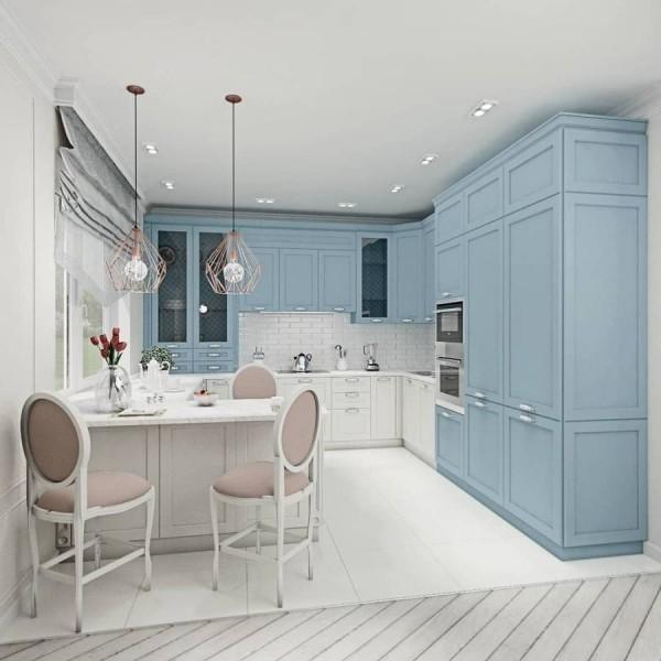 Кухня под окно №165