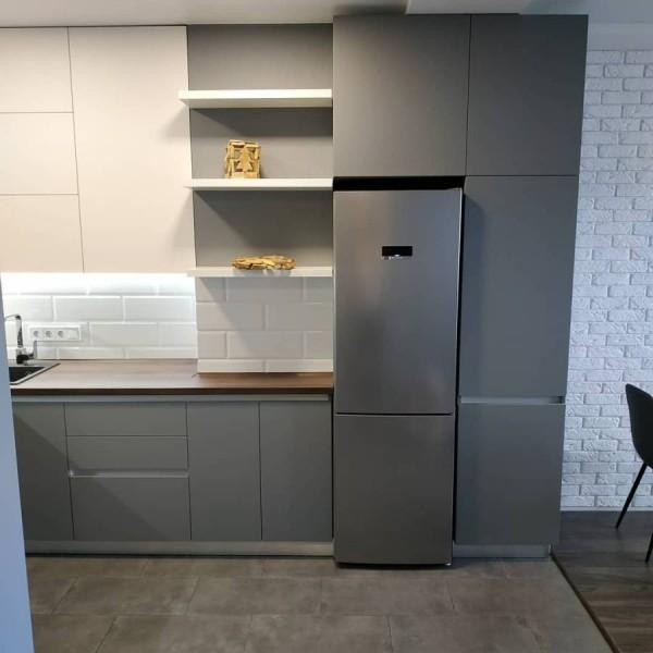 Кухня из Акрила №29