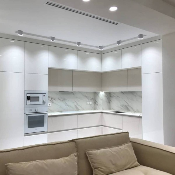 Кухня из Акрила №112