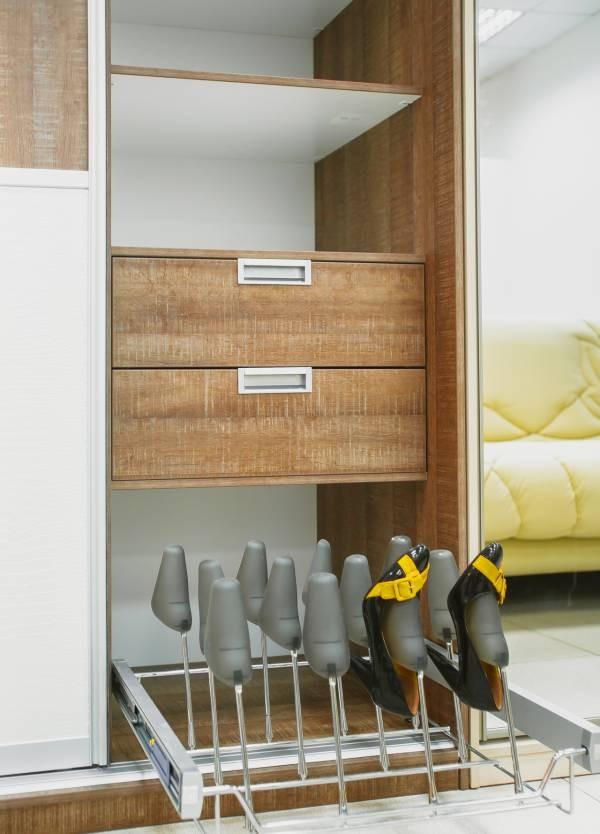 Шкаф-купе в спальню № 118
