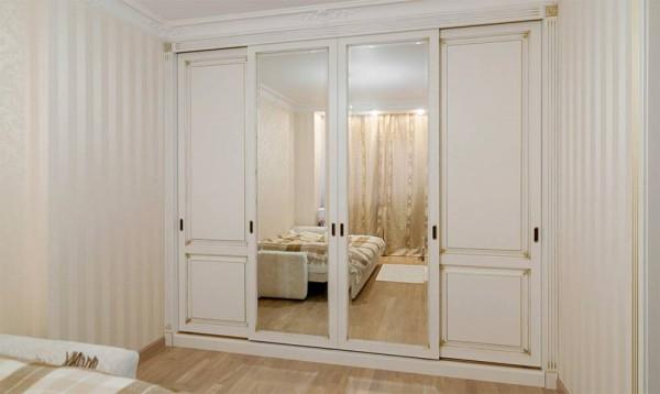 Шкаф-купе для гостиной № 135