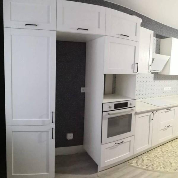 Кухня из Рамочного МДФ №152
