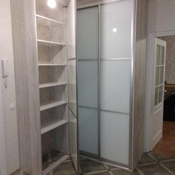 Встроеный шкаф-купе №08