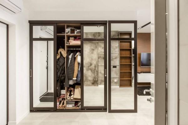 Новый шкаф №25