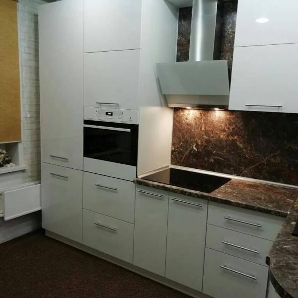 Кухня из Акрила №19