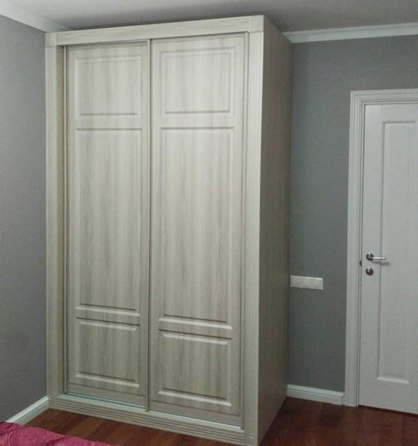 Шкаф-купе в спальню №43