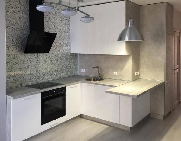 Кухня из Акрила №24