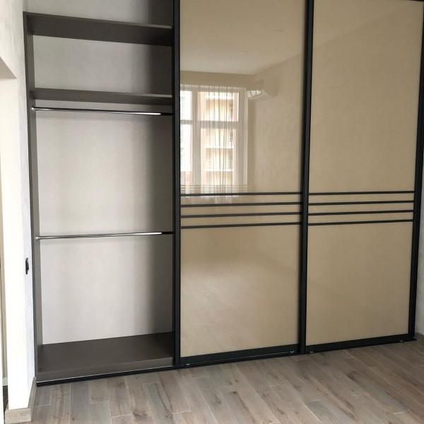 Шкаф-купе в спальню № 164