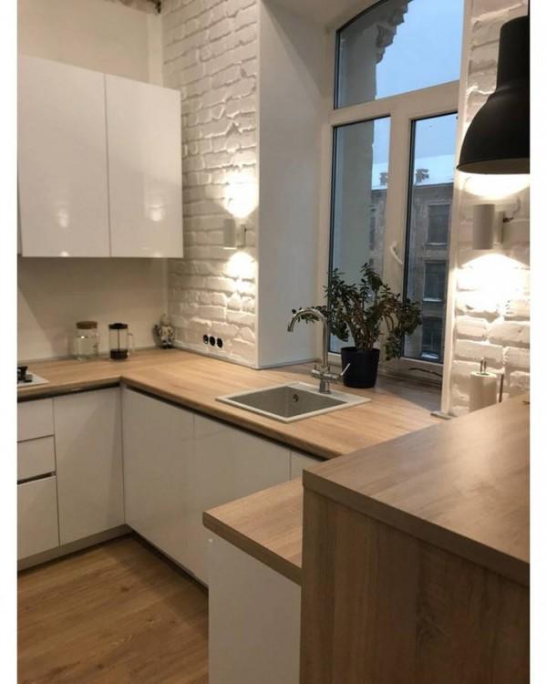 Кухня под окно №162