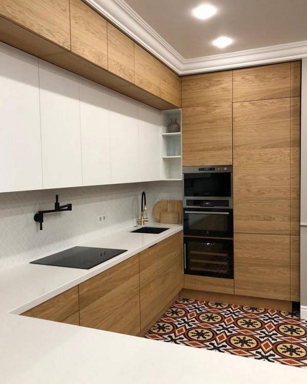 Кухня из ЛДСП №83