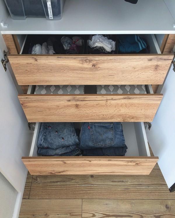 Распашной шкаф в спальню № 160