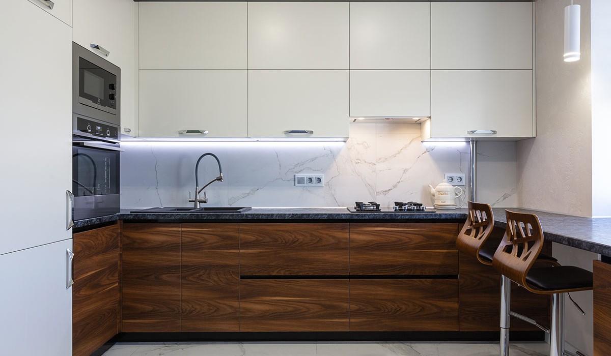 Комплексное изготовление мебели  для трёхкомнатной квартиры в Минске!