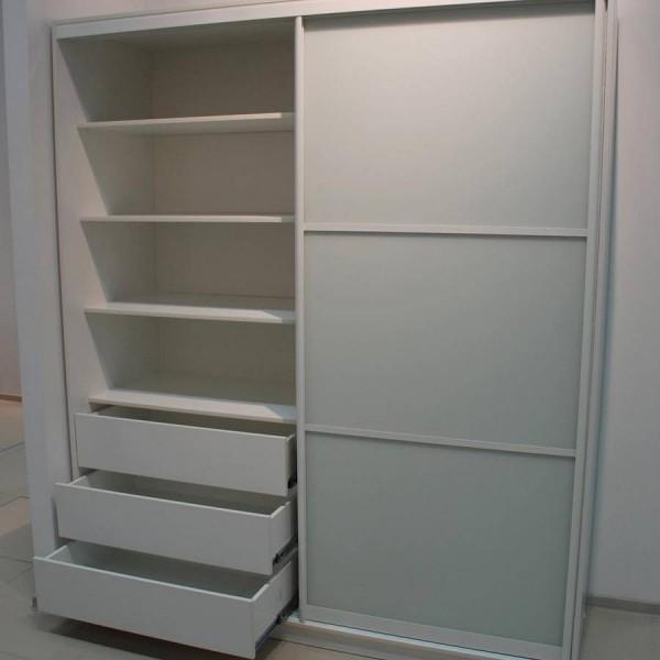Шкаф-купе для прихожей №52